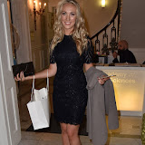 OIC - ENTSIMAGES.COM - Dr Leah Totton at the  Launch of Dawn Ward as the face of new brand 3D SkinMed London 16th September 2015 Photo Mobis Photos/OIC 0203 174 1069