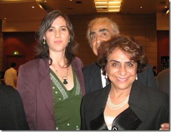 Esther del Rio y Cecilia Navarro Biomagnetismo Congreso 2008