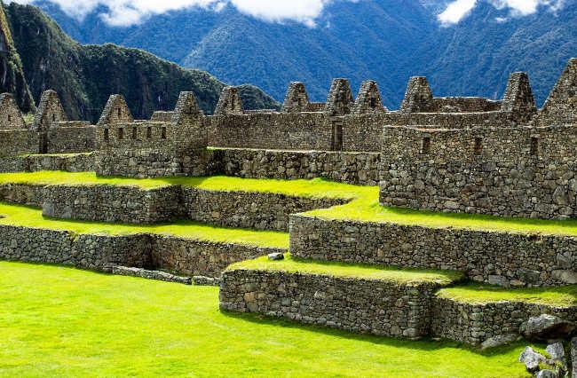 ruinas Machu Picchu