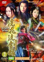 The Spirit of the Sword TVB- Hồn kiếm - Đường gươm định mệnh