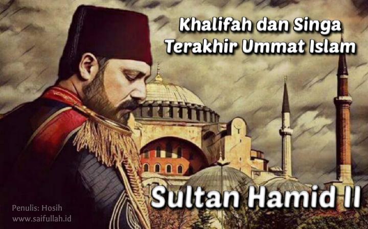 Khalifah dan Singa Terakhir Ummat Islam, Sultan Hamid II