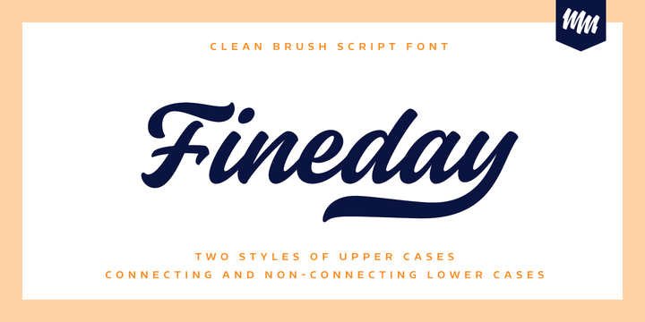 Download Fineday Font Family From Mika Melvas