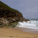 Northern end of Tallow Beach