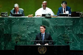 Brasil pode ficar fora das votações na ONU por não pagar dívida