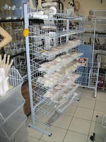 foto 1 de Expositor 9 cestos.