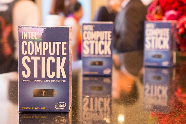 Intel Compute Stick - Chiếc máy tính tí hon đã có mặt tại Việt Nam