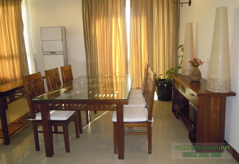 bán căn hộ manor 1 nguyễn hữu cảnh căn hộ 3 phòng ngủ