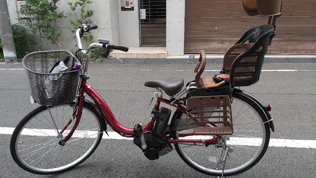 Mamachari in Japan