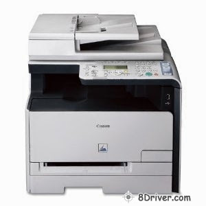 Download Canon imageCLASS MF8080Cw Laser Printers Driver & installing