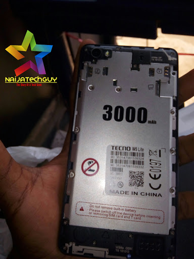 4g-w4_Tecno W5 LITE Unboxing, Specifications And Review - NaijaTechGuy - Tech News, Phone ...