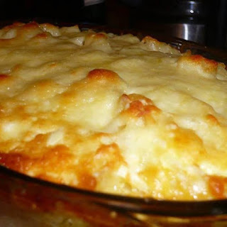 Momma'S Creamy Baked Macaroni and Cheese Recipe