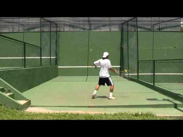 神行太保: 5月的故事 - 網球