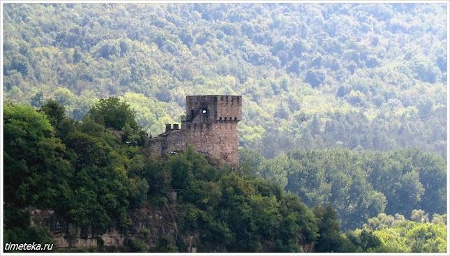 Башня Балдуина. Велико Тырново. Болгария
