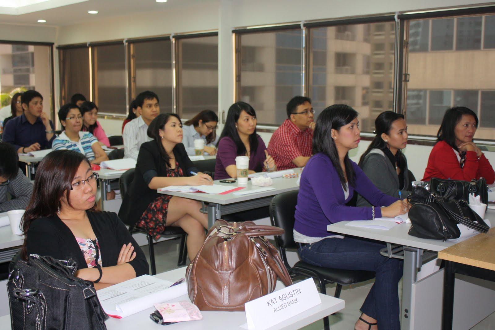 Technical Analysis Seminar - February 25, 2011 (Trainintg Room, ACI-MART Office)