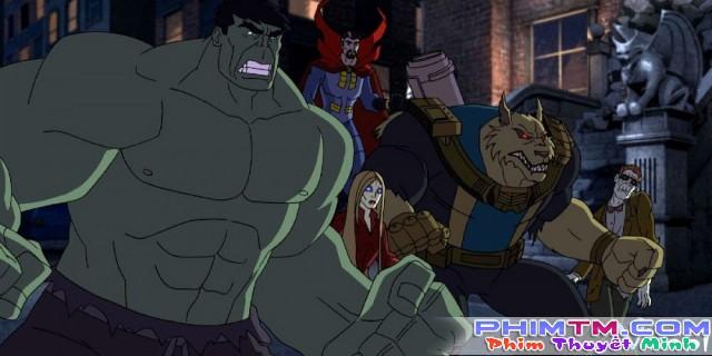 Xem Phim Người Khổng Lồ Xanh: Nơi Quái Vật Trú Ngụ - Hulk: Where Monsters Dwell - phimtm.com - Ảnh 1