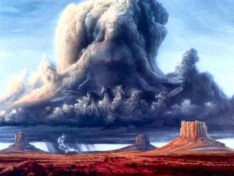 Deep Of Horror Landscape 7, Magical Landscapes 5
