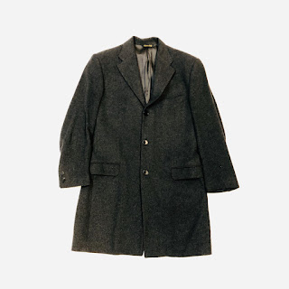 Yves Saint Laurent Overcoat