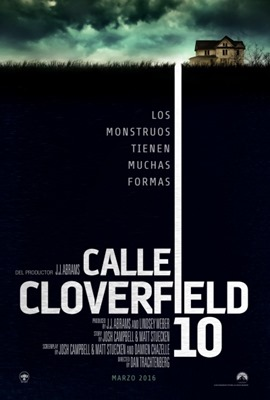 Poster Cloverfield Lane 10