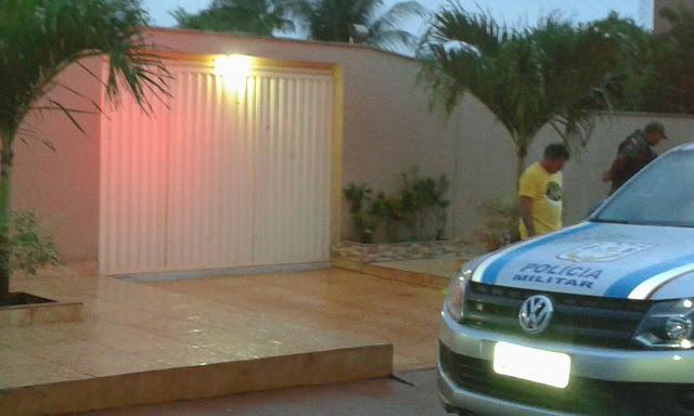 Residência do prefeito de Rurópolis é alvejada a tiros nesta madrugada