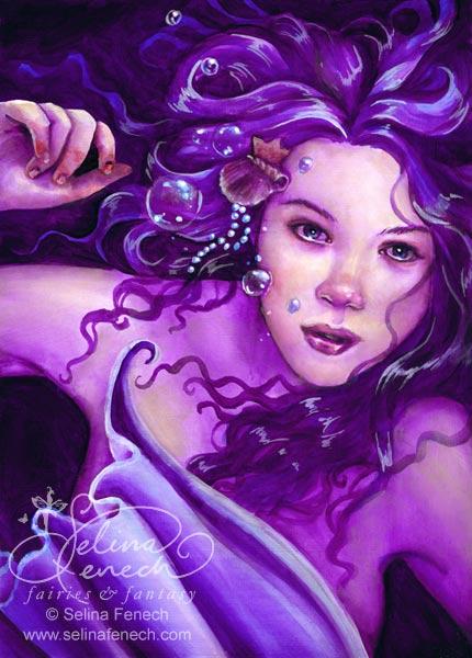 Indigo By Selinafenech Mermaid, Undines