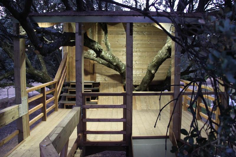 Casas en el rbol dise o y construcci n urbanarbolismo for Hotel con casas colgadas de los arboles