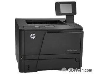 Free download HP LaserJet Pro 400/M401dw Printer driver & setup