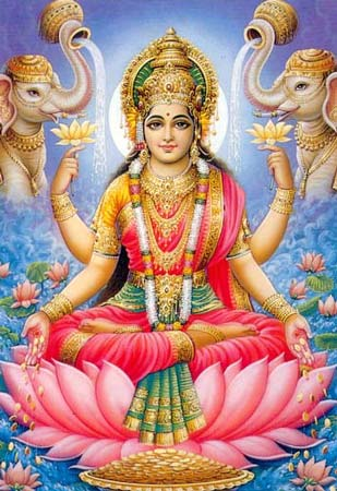 Goddess Lakshmi, Gods And Goddesses 6