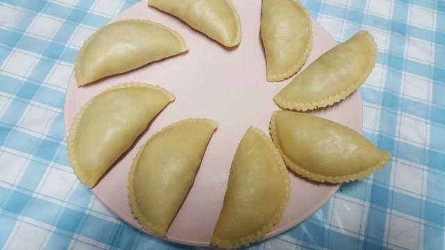 Resepi Karipap inti cheese
