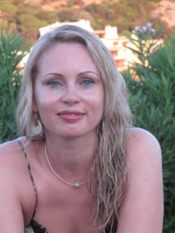 Olga Lebekova Dating Expert 16, Olga Lebekova