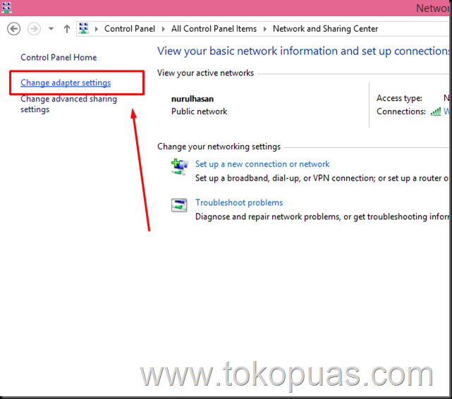 tutorial menembak wifi hotspot via powerbeam
