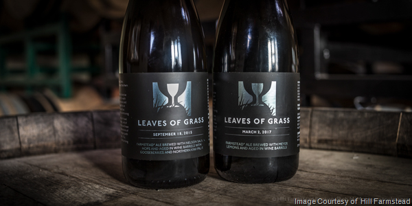 Hill Farmstead Leaves of Grass: March 2 2017 & Sept 18 2015 Coming 2/28