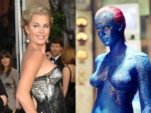 Choosing The Type Arts of Body Painting Celebrities(6photos)  #Best:Best,body painting,find a girl