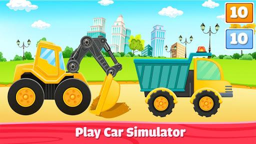 Cars for kids - Car sounds - Car builder & factory 1.3.4 screenshots 4