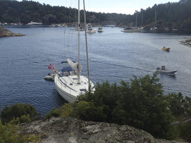 Pjolter Bay / Risøya