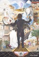 'Return'- 'Das Potential, ein Schöpfer zu sein', Öl auf Leinwand, 160x110, 2010