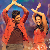 Sarrainodu Allu Arjun Catherine Photos