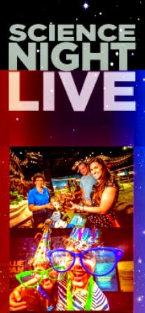 Live from Orlando, It's Science Night Live!