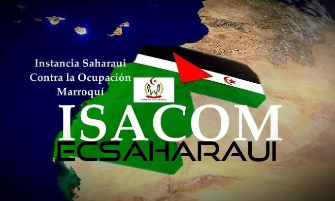 Declaración constitutiva de la Instancia Saharaui Contra la Ocupación Marroquí (ISACOM)
