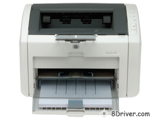 Free download HP LaserJet 1022 Printer drivers and install