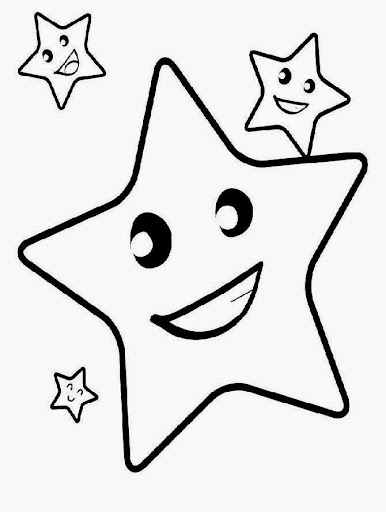 Toddlers Coloring Pages