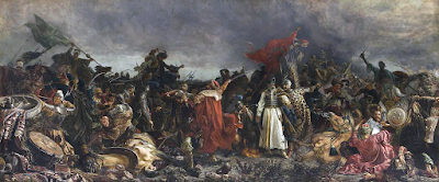 Битва под Цецорами, 1620 год