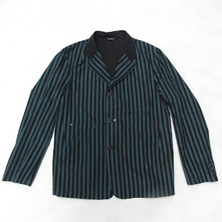 Dolce & Gabbana NEW Stripped Jacket