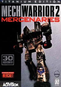 MechWarrior 2: Mercenaries (Titanium Edition) - Review By Joseph Gaskill