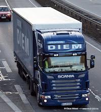 Photo: DIEM R 420 -----> just take a look and enjoy www.truck-pics.eu