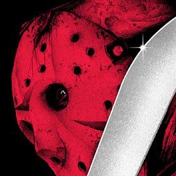 Jason Voorhees & Freddy Krueger By #MattRyanTobin  #FridayThe13th #JasonVoorhees #NightmareOnElmSt #...