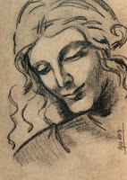 Study Leonerdo Madonna in Cave