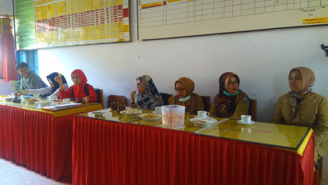 Tingkatkan Derajat Kesehatan Anak, Puskesmas Kecamatan Marioriawa Gelar Penjaringan Kesehatan