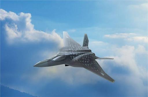 Ilustrasi Mitsubishi F-X