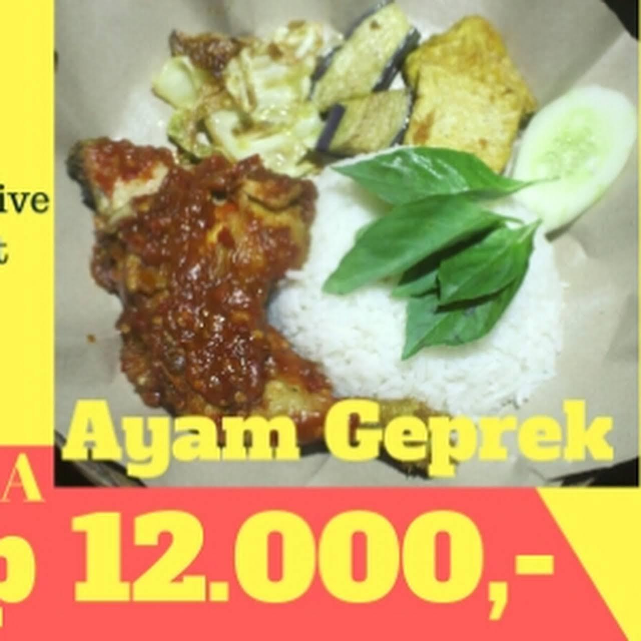 Ayam Geprek Pedas Rumah Makan Xxl Ring Road Asian Restaurant