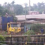 ContainerArrivalOffloadingInBuea